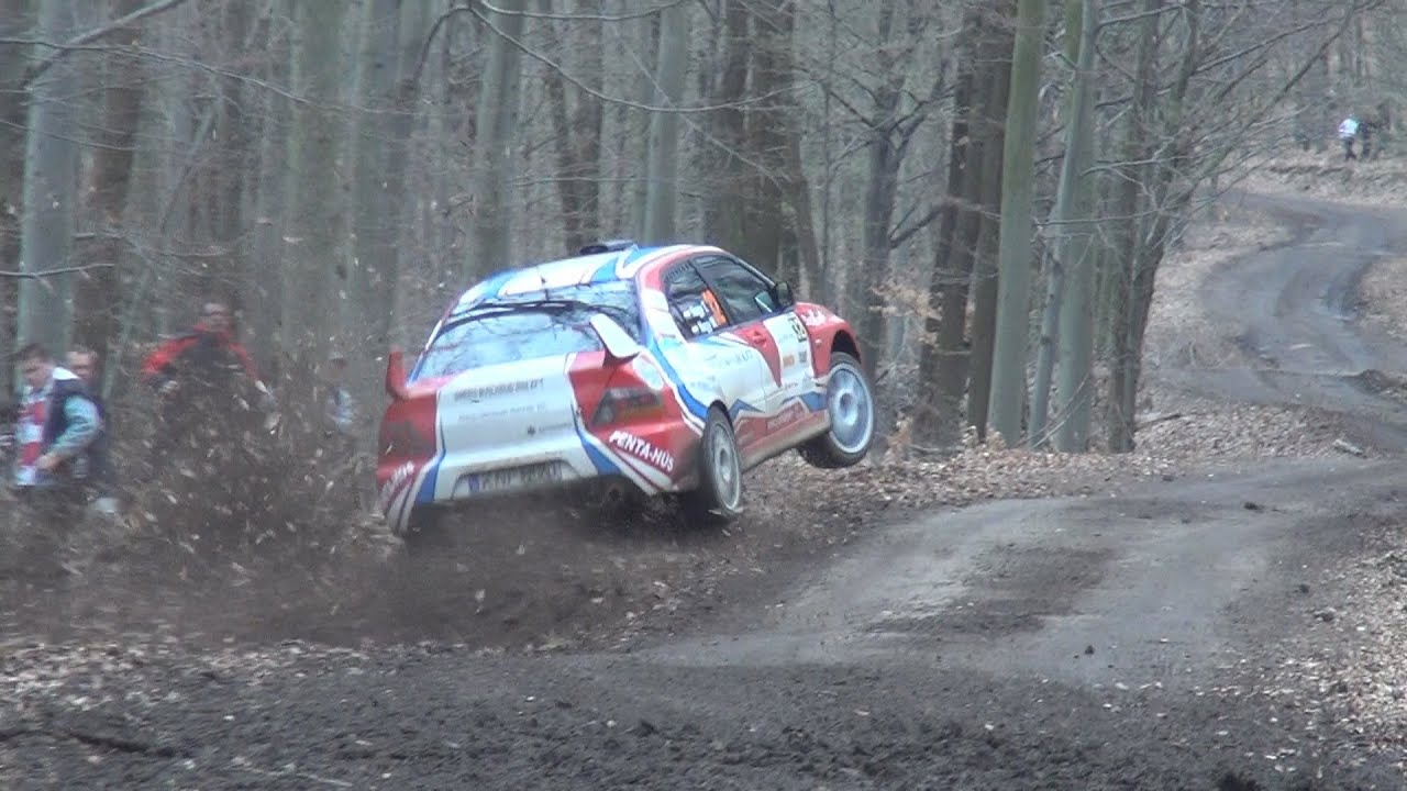 eger rallye 2015 action crash youtube. Black Bedroom Furniture Sets. Home Design Ideas