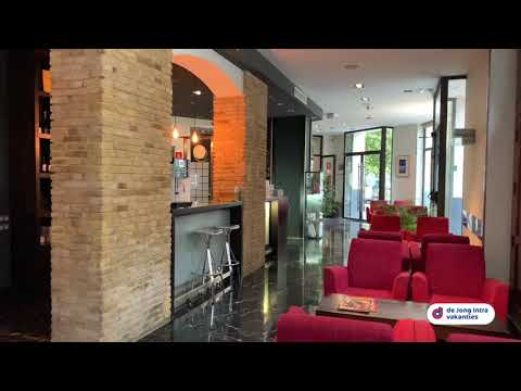 Video hotel Petit Palace Ruzafa