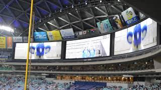 【昇竜-いざゆけドラゴンズ-】ファンと選手達によるムービー@ナゴヤドーム