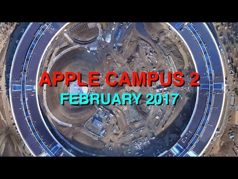 """Apple Campus 2 Held to """"Fantastical"""" Standard of Detail, New Report Reveals"""