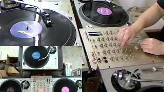 Video 【20150920】Three Turntables mixed by KEN(Niigata,JAPAN) download MP3, 3GP, MP4, WEBM, AVI, FLV Juli 2018