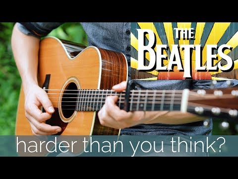 Why do so many play this riff wrong? #4 | The Beatles