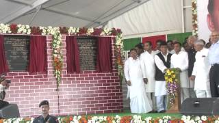 Inaugration Of Lucknow Metro Rail Project By The Chief Minister - 27/09/2014