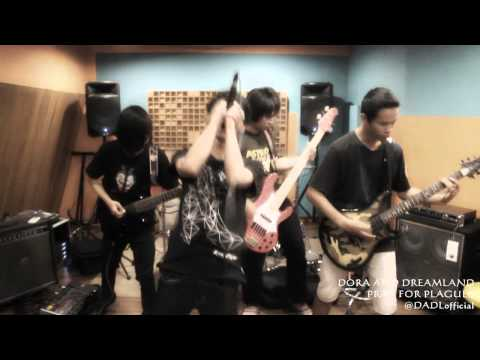 Dora And DreamLand - Pray For Plagues - Bring Me The Horizon Cover - Rehearsal