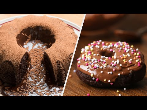 7 Recipes That Will Take You To Chocolate Heaven •Tasty