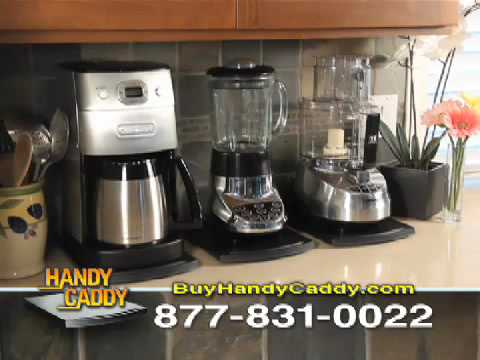 See The Handy Caddy In Action!   As Seen On TV   YouTube