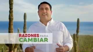 Mi propuesta es que seamos líderes en energía sustentable. #RazonesParaCambiar
