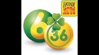 Как проверить лотерейный билет 6 из 36  по номеру билета