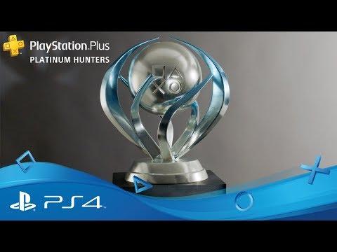 PlayStation Plus Platinum Hunters