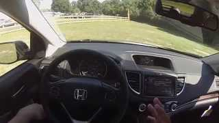 2015 Honda CRV EXL