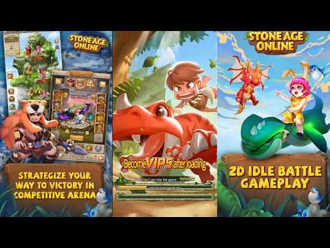 🎮[Stone Age Online][IDLE]