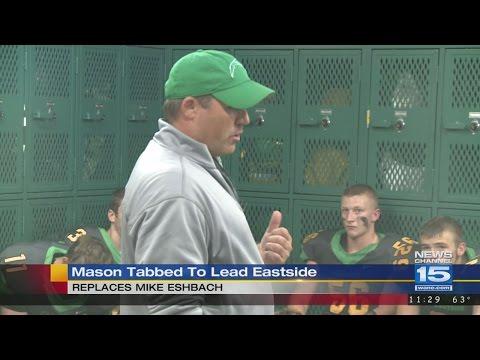 Eastside names Todd Mason head football coach