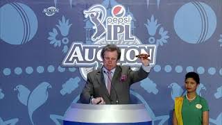 IPL 2015 - Sean Abbott (1cr), Adam Milne (70lkhs), Sarfaraz khan (50lkhs) Auction sold to RCB.
