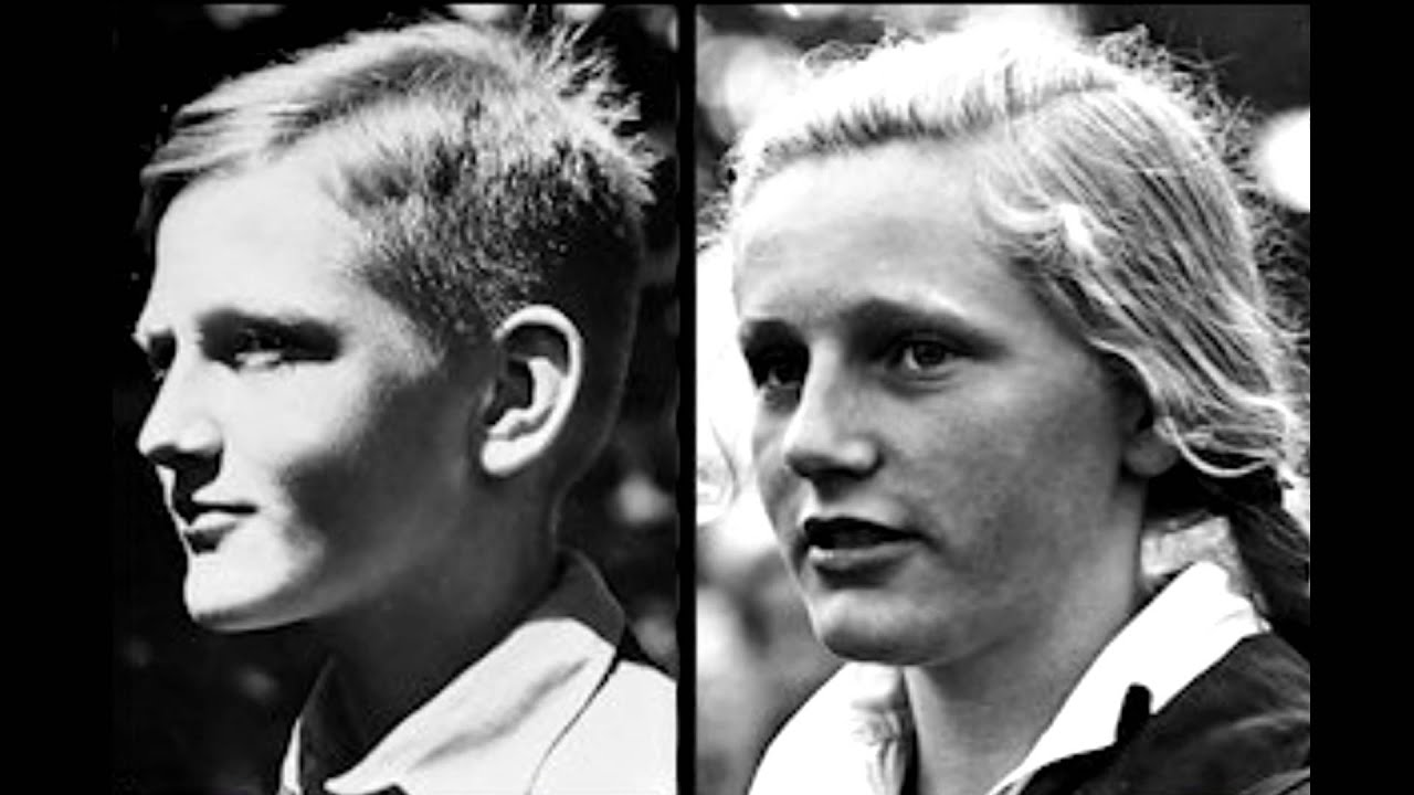 The Hitler Youth: The Nazi Movement of German Chil - YouTube