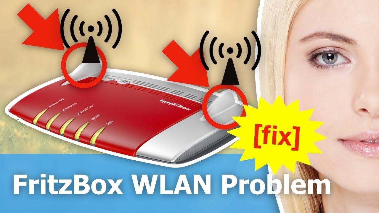 Wlan Probleme Fritzbox 7490