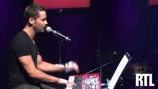 Emmanuel Moire - Beau malheur en live dans Le Grand Studio RTL - RTL - RTL