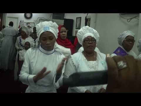 REV PROPHET NIFEMI AKINTIMEHIN IN NEW YORK