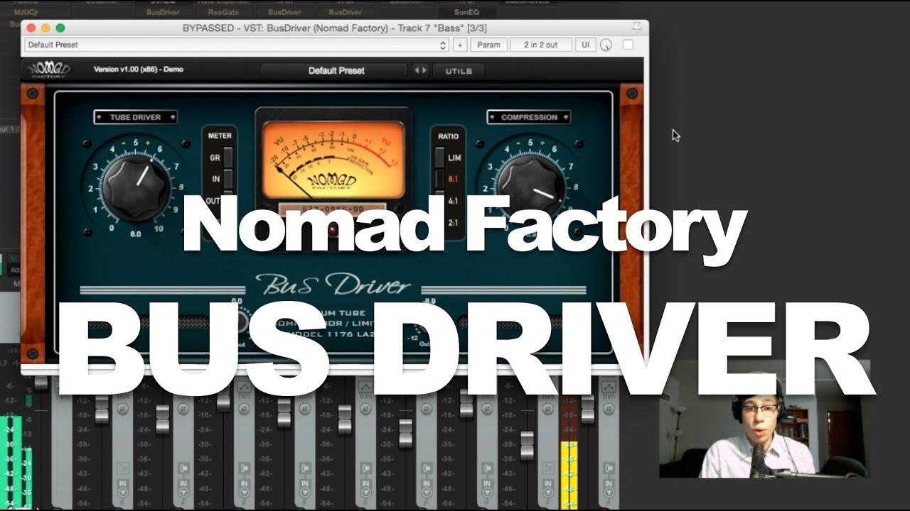 nomad factory plugins gearslutz