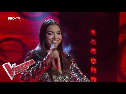 Adriana Simionescu – Etta James – I Just Want To Make Love To You | LIVE 1 | Vocea Romaniei 2019