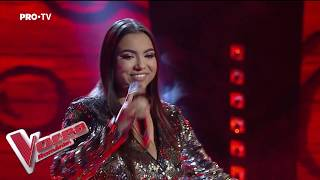 Adriana Simionescu - Etta James - I Just Want To Make Love To You | LIVE 1 | Vocea Romaniei 2019