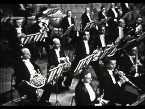 Brahms Violin Concerto in D major Op.77, György Pauk- violin, Orchestre Radio - Symphonique De Paris