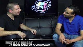 Un voyage alchimique avec Patrick Burensteinas sur META TV - 4 épisodes en 1