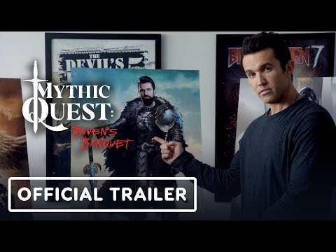 Mythic Quest: Raven's Banquet - Official Trailer (Rob McElhenney, Danny Pudi)