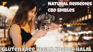 Natural Remedies, CBD Pain Cream & Lotions, CBD Edibles, with melatonin for sleep and Nano CBD gummy