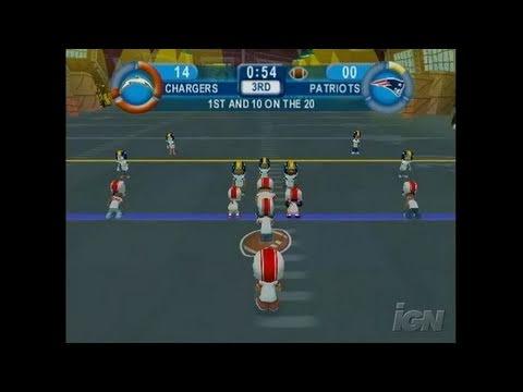 Backyard Football 2006 PlayStation 2 Gameplay_2005_10_03_3 ...