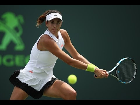 2017 Miami Open Third Round | Garbine Muguruza vs Zhang Shuai | WTA Highlights
