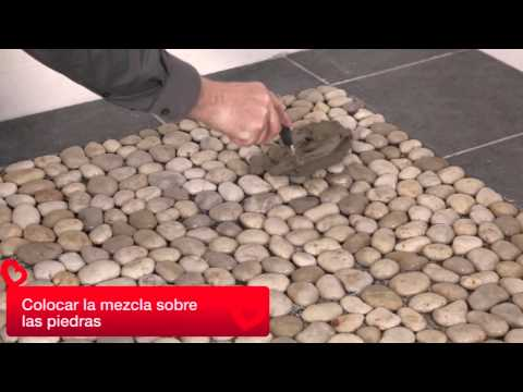 Piso piedras   youtube