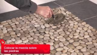 Piso piedras