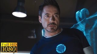 "Iron Man 3 (2013) - ""Virtual Crime Scene Reconstruction"" Scene (1080p) FULL HD"