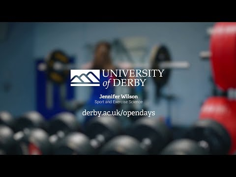 University of Derby - Sport and Exercise Science