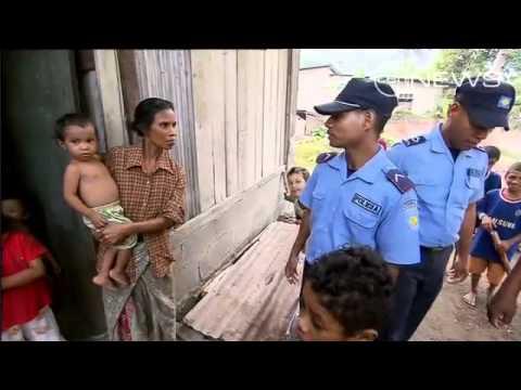 Patrolling East Timor