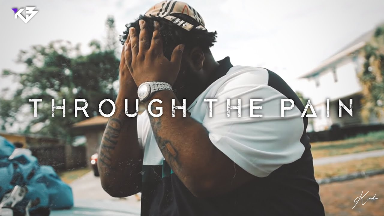 """Through The Pain"" (2020) - Free Rod Wave Type Beat x Roddy Ricch / Emotional Piano Rap Instrumental"