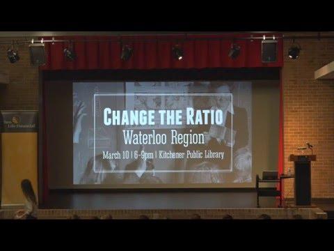 Year of Code Waterloo Region - Change the Ratio Live Stream