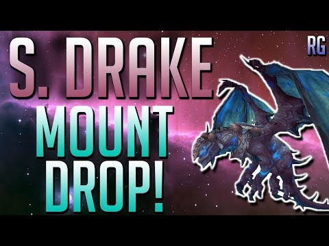 Drake Of The South Wind DROP! 2018 | World Of Warcraft