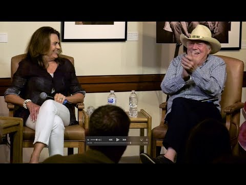 A conversation with Susan and Jerry Jeff Walker - June 2018