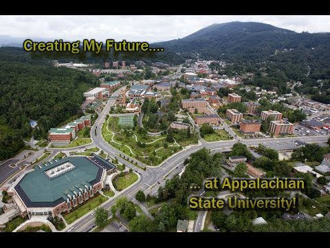 Creating My Future (Appalachian State University)