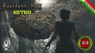 Úristen, MEKKORA KÍGYÓ?!?! – Resident Evil HD Remastered Végigjátszás #4 HARD