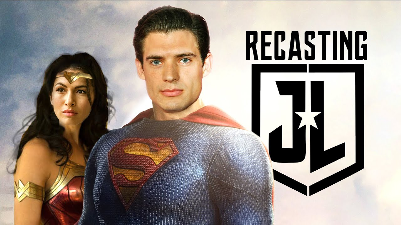 Download Recasting the Justice League for a new DCEU - Snyder Cut