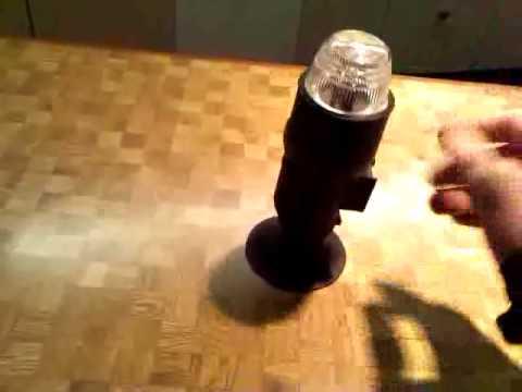Bootsbeleuchtung - YouTube