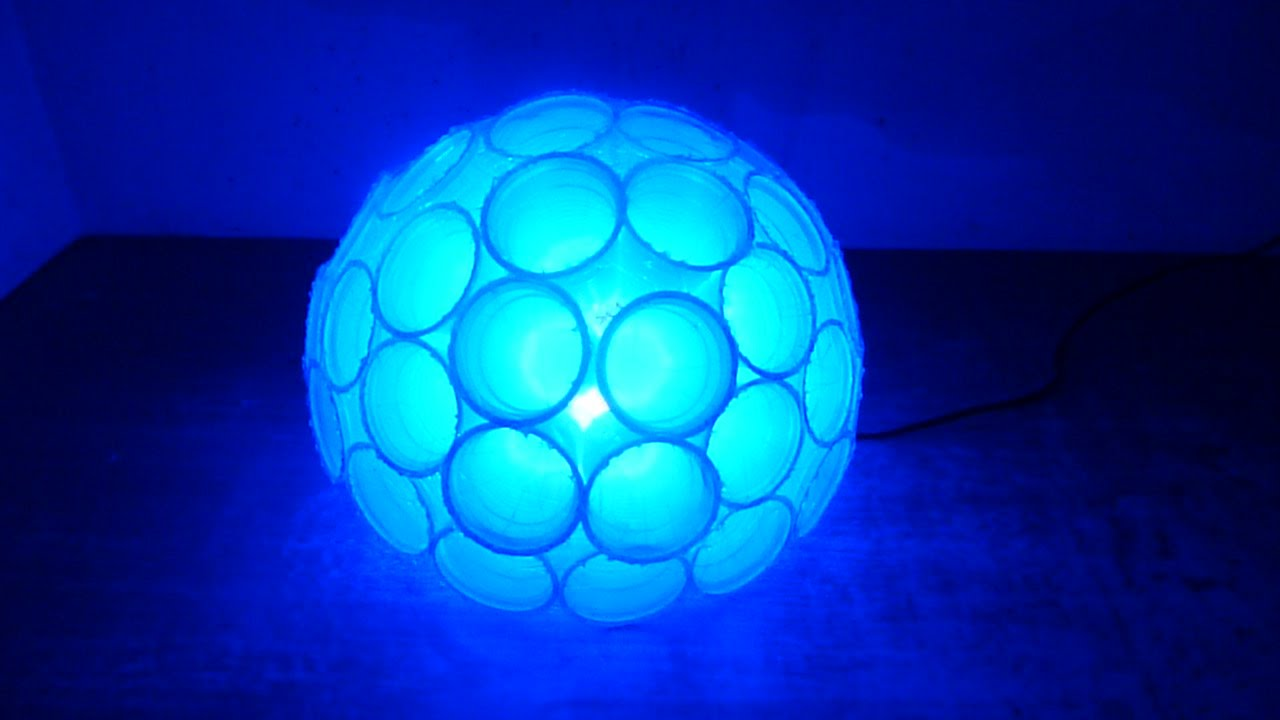 How to make a ball light shade at home youtube aloadofball Images