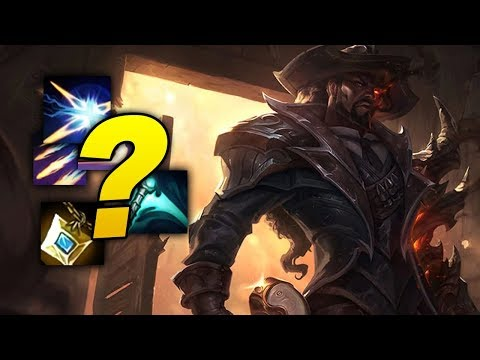 3 New ways Pros play Lucian (new builds / skill order)