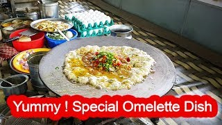vegetable omelet recipe