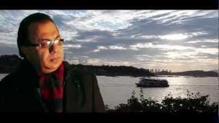 Afghan Music Wahid Damsaz  HD      چه کنم از غم تو همیشه با چشم ترام