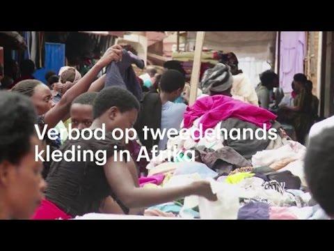Gebruikte Kleding.Afrikaanse Landen Verbieden Onze Gebruikte Kleding Rtl Nieuws