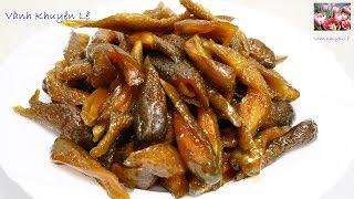 DƯA MẮM - Cách làm MẮM DƯA LEO giòn ngon - Dưa Mắm trộn thịt luộc by Vanh Khuyen