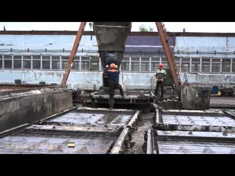 Железобетонные заборы ПО-2, ПО-2М